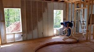 Award Winning Builds-Blown In Fiberglass