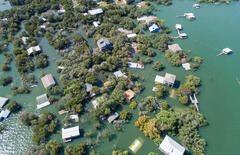 Flooded Homes-IStock
